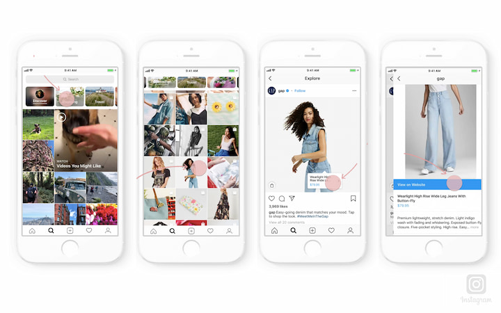 Promoting Your Instagram Shop